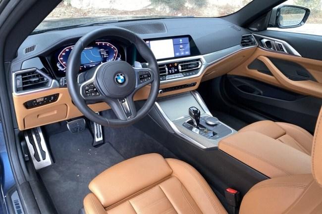 Бабушка, почему у тебя такие ноздри? Тест новой «четверки» BMW. BMW 4 Series Coupe (G22)