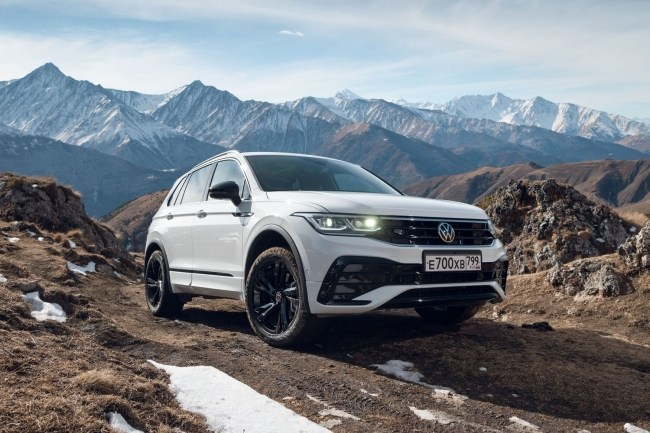 Volkswagen Tiguan: еще немного, еще чуть-чуть. Volkswagen Tiguan