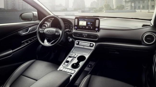 Hyundai Kona Electric: Дальнобойная электричка. Hyundai Kona Electric