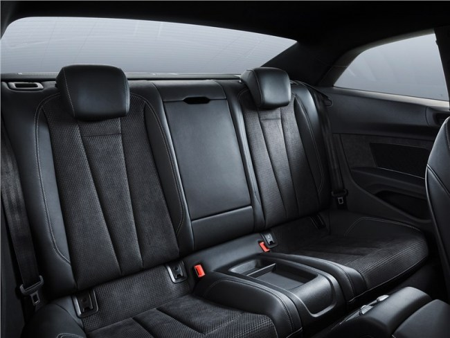 Audi A5 – Ребра и лазеры Audi A5 – освежить и не испортить. Audi A5 Coupe (F5)