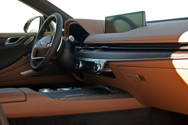 Bentley для застенчивых: Genesis G80. Genesis G80