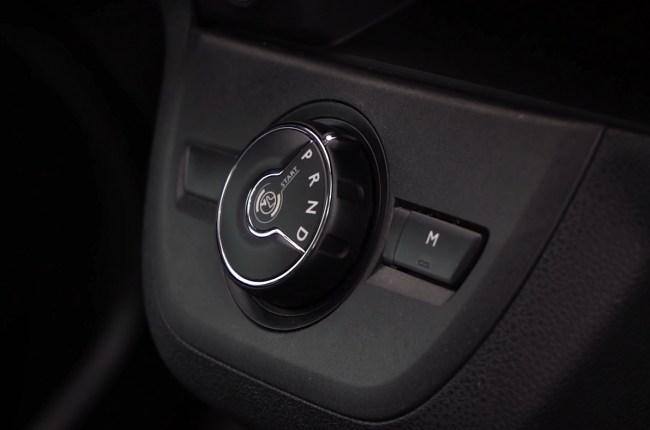 Opel Zafira Life селектор АКПП