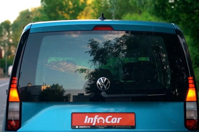Volkswagen Caddy задние фонари