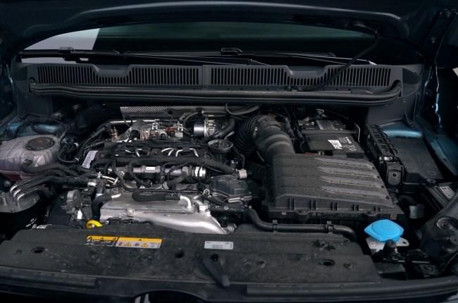Volkswagen Caddy двигатель