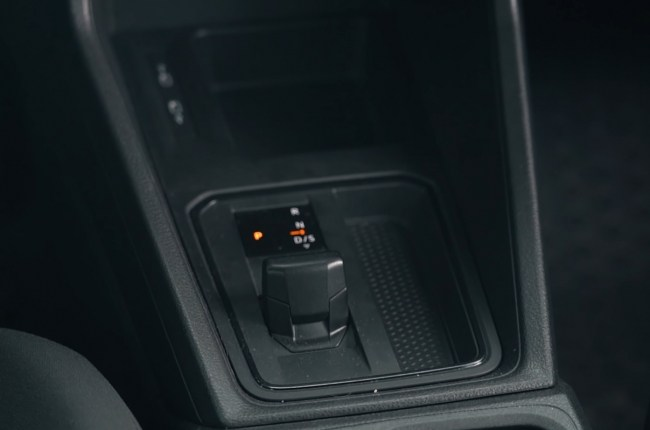 Volkswagen Caddy селлектор АКПП