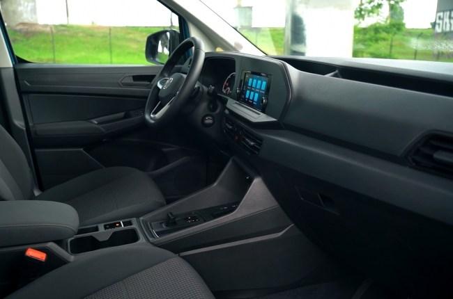 Volkswagen Caddy салон