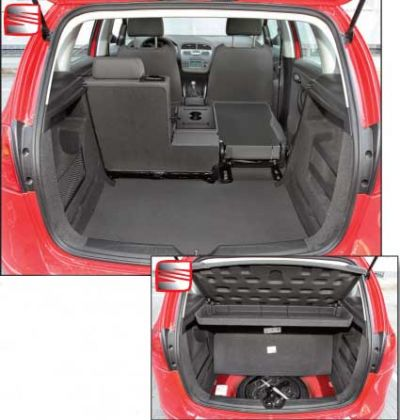 seat altea & vw golf plus
