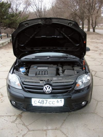 Автомобиль + семья = VW Golf Plus