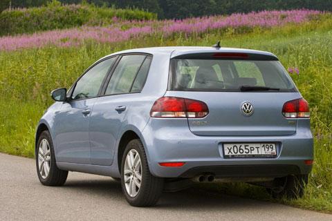 Volkswagen Golf IV: просто машина для ежедневной езды | 320x480
