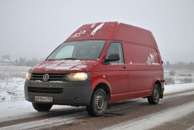 Фургон фольксваген транспортер конвейер лего