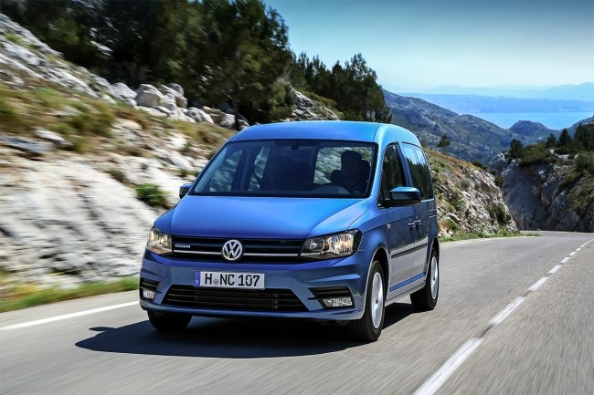 Тестдрайв-сравнение Volkswagen Caddy Kombi 9b60d890ff6ec