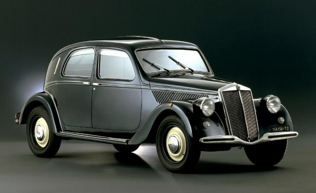 Lancia Aprilia 1937 г.