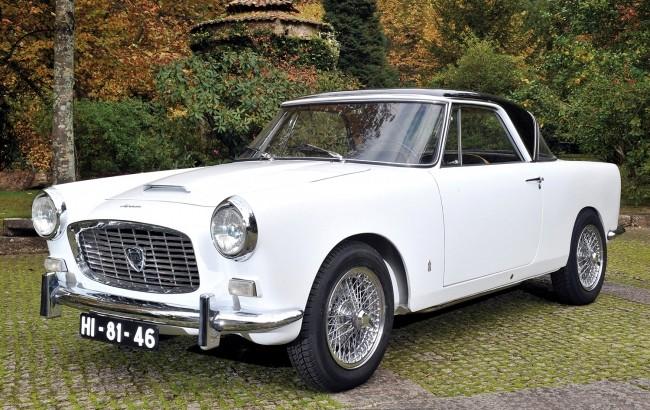 Lancia Appia Coupe 1957 г.