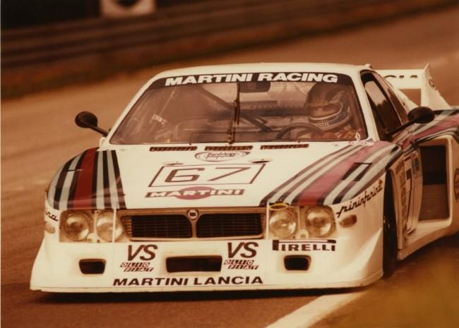 Lancia Beta Montecarlo Turbo, Le Mans, 1981 г.
