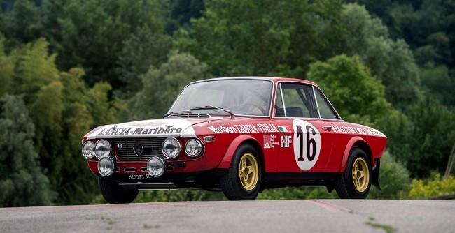 Lancia Fulvia Coupe 1600 Corsa