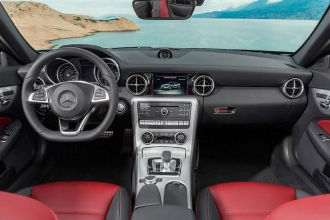 Взрослые игрушки. Mercedes SLC-Class (R173)