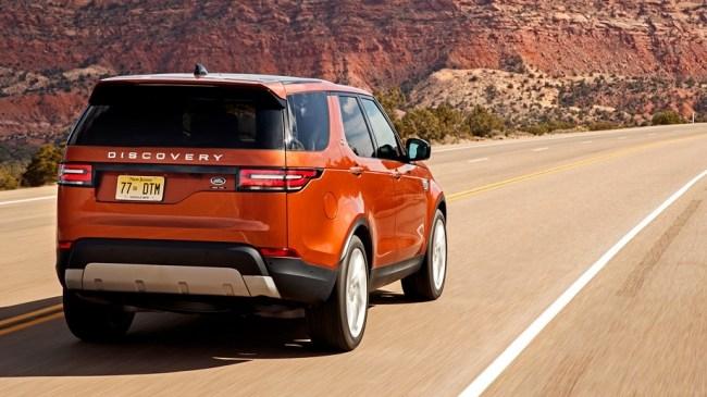 Суммируем способности. Land Rover Discovery 5