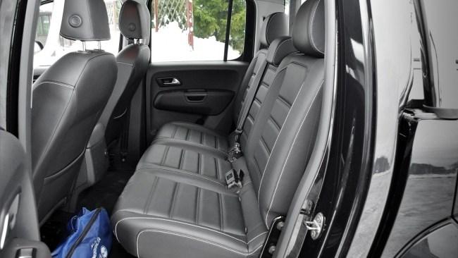 Не надо себя стесняться. Volkswagen Amarok DoubleCab