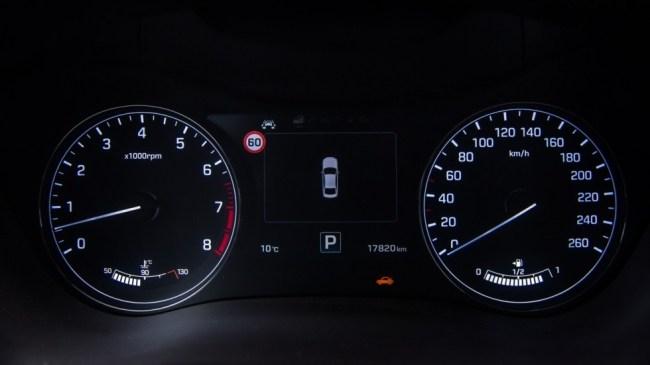 Разгонный блок. Hyundai Genesis G80