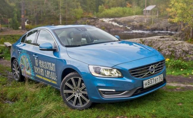 Шведам и не снилось. Volvo S60