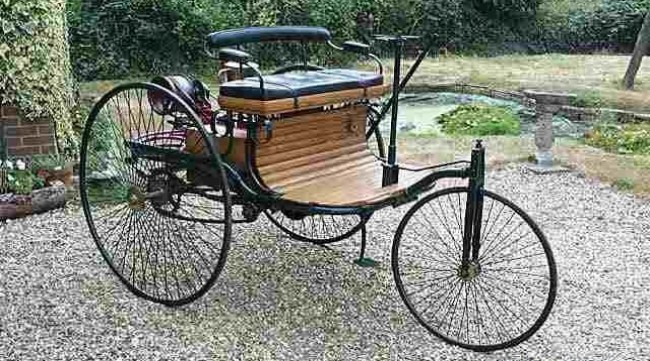 "Benz Patent-Motorwagen, ""Model 1"""