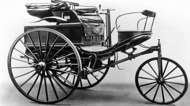 "Benz Patent-Motorwagen, ""Model 2"""