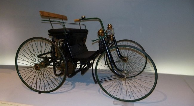"Benz Patent-Motorwagen, ""Model 3"""
