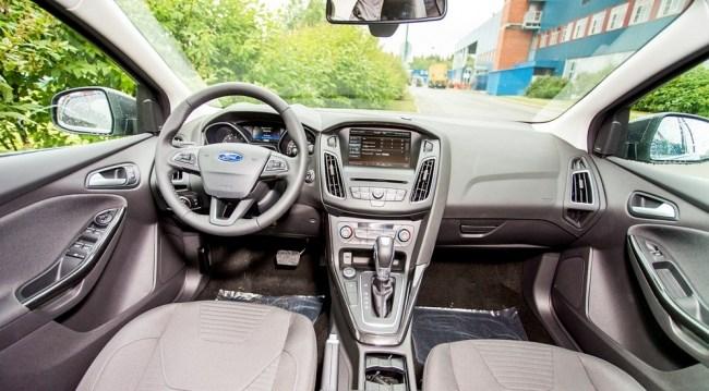 Трохи новизни для більшої крутизни. Ford Focus Sedan