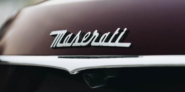 Ветреная личность. Maserati Quattroporte
