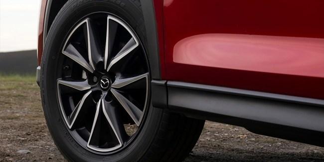 Область тишины. Mazda CX-5