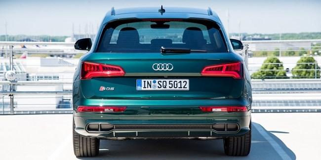 Світ без електрики. Audi SQ5