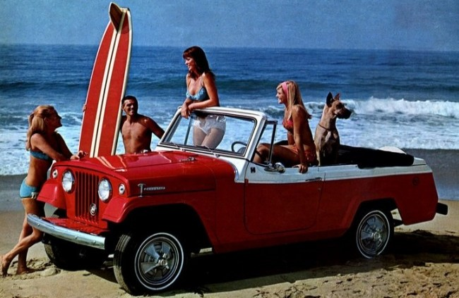 Jeepster Commando Convertible, 1967 год