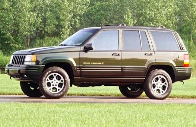 Jeep Grand Cherokee Orvis Edition, 1995 год