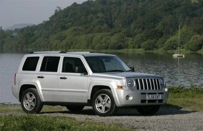 Jeep Patriot (МК74), 2006 год