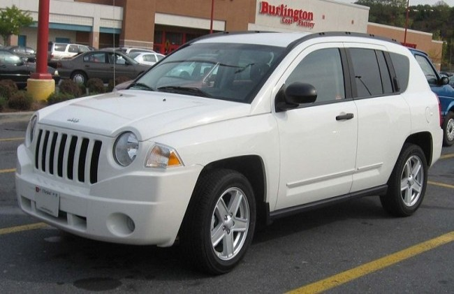 Jeep Compass (МК), 2006 год