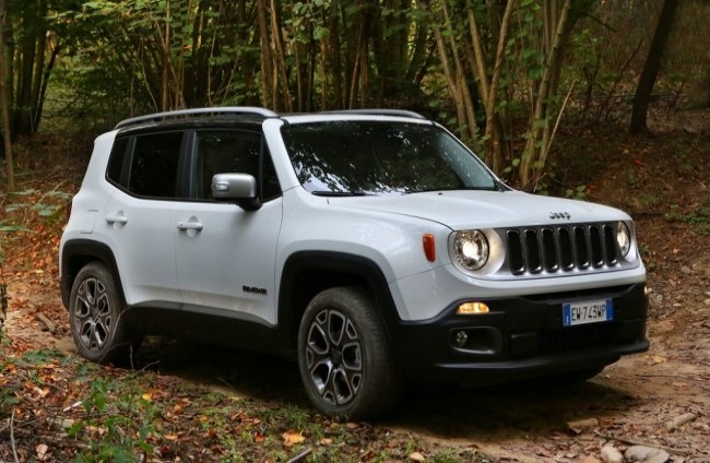 Jeep Renegade (BU), 2014 год
