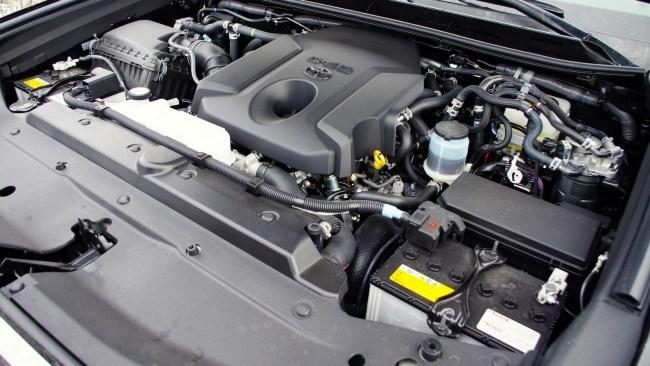 Эффект рукоприкладства. Toyota Land Cruiser Prado 150