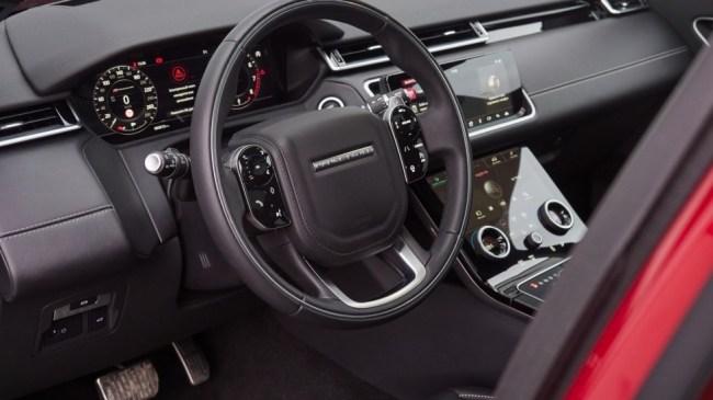 Если тебе Range Rover имя. Land Rover Range Rover Velar