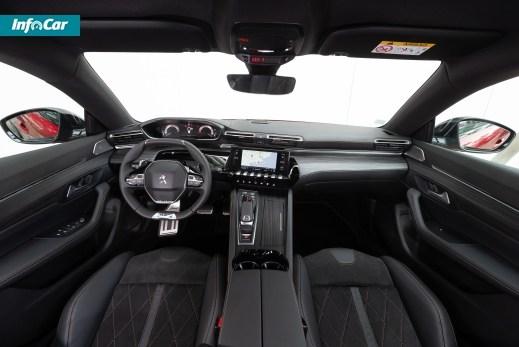 Peugeot 508. С чистого листа. Peugeot 508