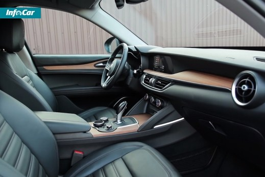 Alfa Romeo Stelvio. Первый кроссоверный блин – комом?. Alfa Romeo Stelvio