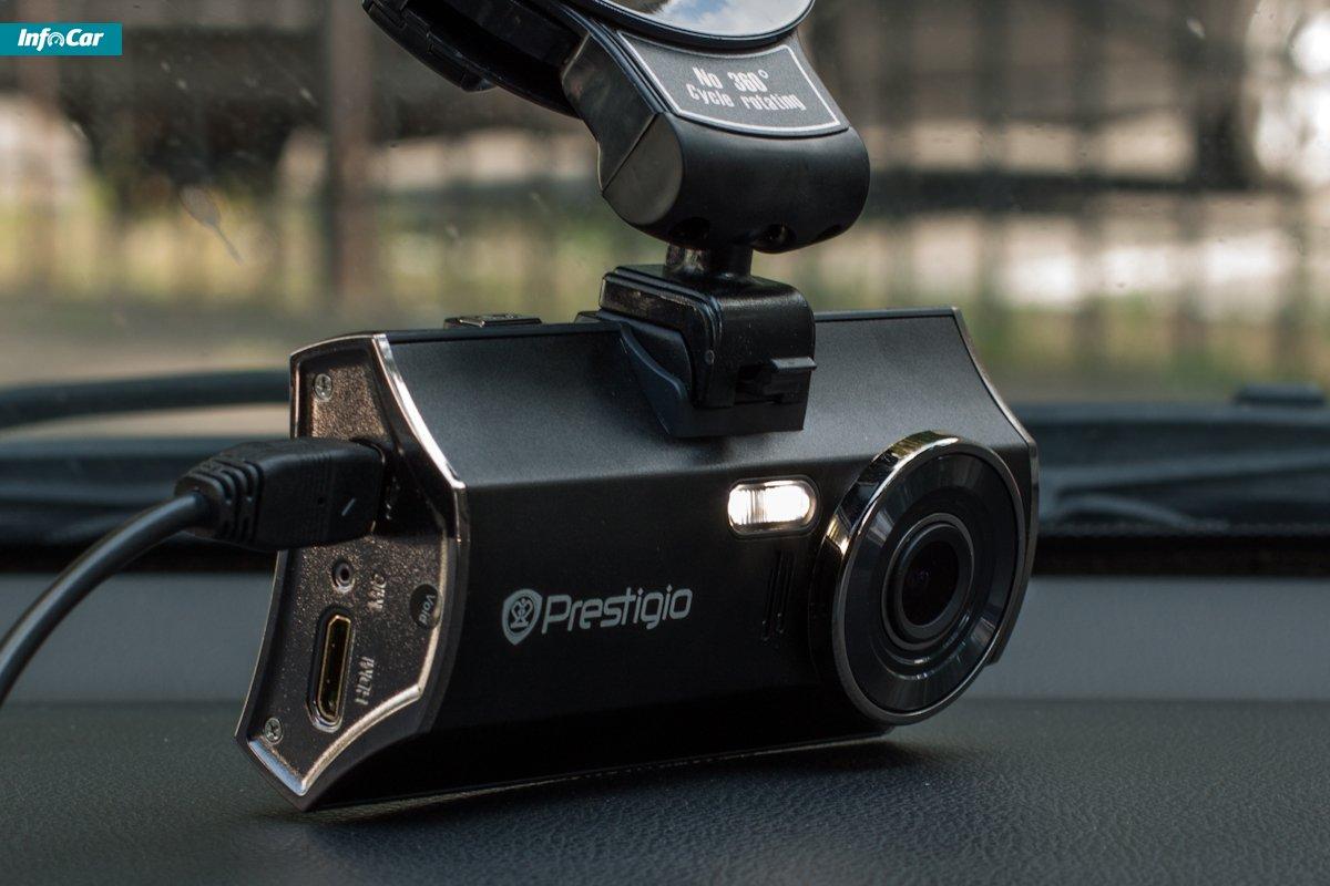 автомобильный видеорегистратор ios