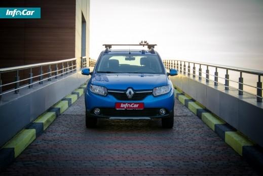 Тест-драйв Renault Sandero с АКПП: мой первый автомат - КОЛЕСА.ру ... | 347x519