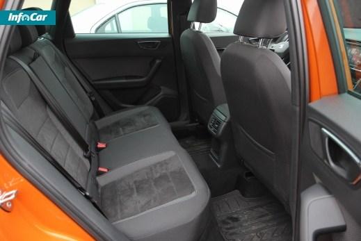 SEAT Ateca. Проверка темперамента. Seat Ateca