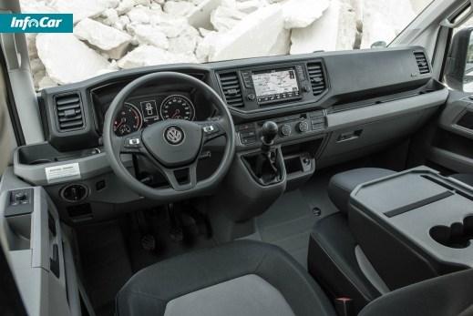 Volkswagen Crafter. Богатство выбора. Volkswagen Crafter Kasten