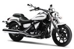 Yamaha XVS950A Midnight Star