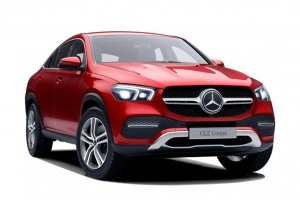 Mercedes GLE-Class Coupe (C167)