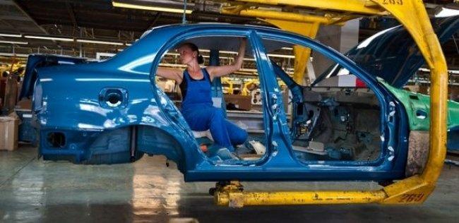 ЗАЗ немного оживил автопроизводство в Украине