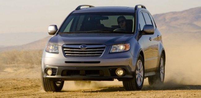 Subaru попросила клиентов выбрать название преемника «Трибеки»