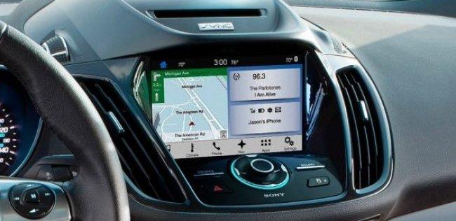 Новая «мультимедийка» Ford дебютирует на Fiesta и Escape
