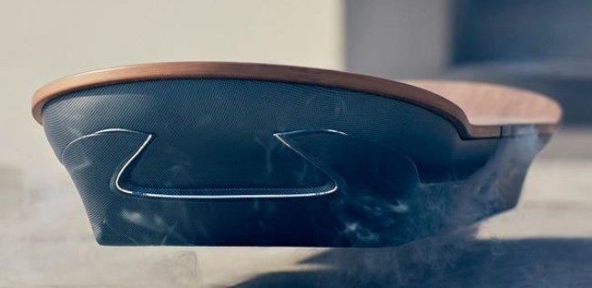 Lexus разработал ховерборд из фильма «Назад в будущее»
